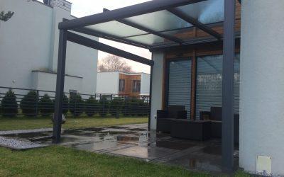 Lewens Puro – szklany dach na cały rok