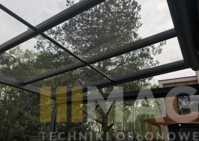 szklane dachy tarasowe