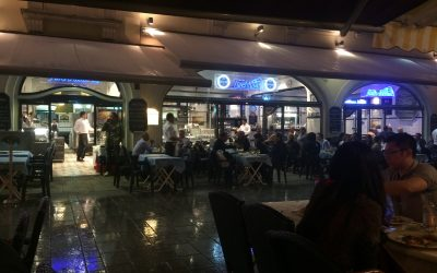 Markizy do restauracji, kawiarni i hotelu